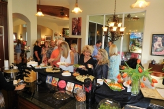 Pace Center for Girls Event at Gail & Doug's 013