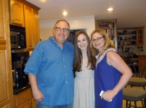 Graduation Party for Lila Gutstein 2014 001