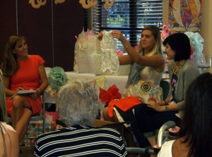 Camille's Baby Shower Sanibel Community Church 009