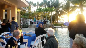 De Lasalle School fundraiser at the Isaacsons 002